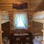 Domek -sypialnia