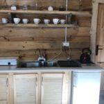 Domek- kuchnia